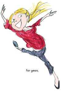 "An illustration from ""Rupert Can Dance"""