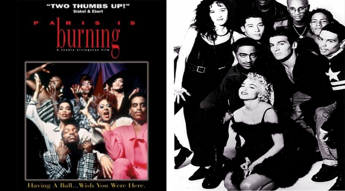 Dancers from Paris is Burning, Madonna: Truth or Dare