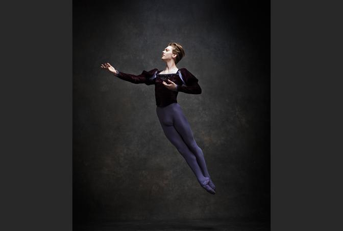 Julian Mackay of Mikhailovsky Ballet