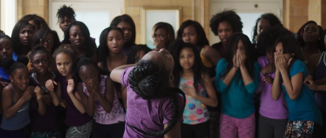 Film Review- THE FITS A Young Girl Uses Dance as Guidepost to Identity